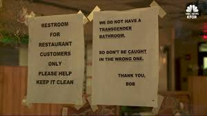 Sign At Steak And Catfish Barn Oklahoma Citys Tasty Catfish Travel Channel Trans Advocate Bathroom Sign Opportunity To Educate Nondoc Sign At Steak And Barn Tlo Restaurant Review Cheevers Caf The Lost Ogle City Restaurants Transgender Bathroom Causing Texan Cafe Roadfood 2941 E Britton Rd Ok 731 Mls 788896 Redfin