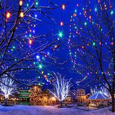 Leavenworth Christmas Tree Lighting Getaway Transportation The