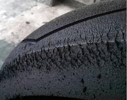 tuto identifier l origine de l usure irrégulière des pneus piste