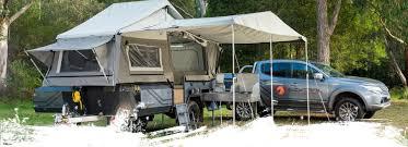 Stirling GT Off Road Camper Trailer   Ezytrail Camper Trailers