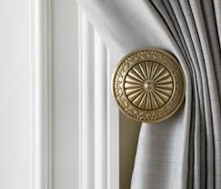 metal style curtain rods from kirsch drapery hardware