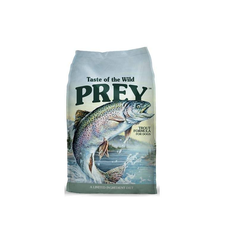 Taste of The Wild Tow Prey Trout Dog 8lb