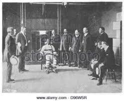 execution chaise electrique chaise électrique d exécution banque d images photo stock 51090934