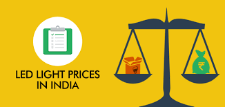 led light prices in india led lights in india