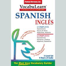 SpanishEnglish Complete Audiobook By Penton Overseas