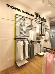 100 Boutique Studio Mode TOM TAILOR DENIM SHOP Innenarchitektur Stuttgart Alexander