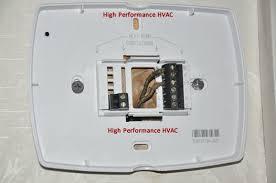 troubleshooting broken thermostats hvac