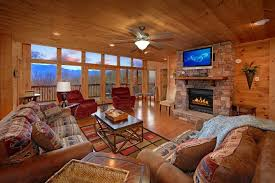 5 Bedroom Cabins In Gatlinburg by Gatlinburg Cabin With A View