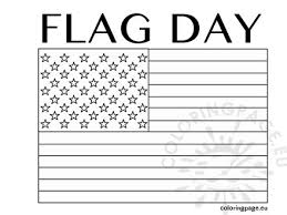 Pics Photos Memorial Day American Flag Coloring Page Print