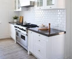 Single wall kitchen layout Kinsman Kitchens
