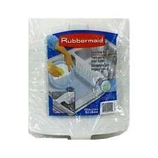 Rubbermaid Sink Mats Almond by Rubbermaid Kitchen Racks And Holders Ebay