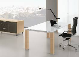 bureau verre design inspirant bureau en verre design komputerle biz