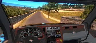 International Lonestar Truck V 2.3.0 - ATS Mod   American Truck ...