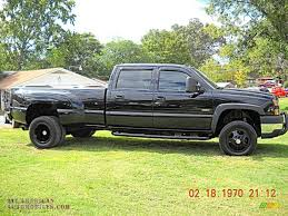 2007 Chevrolet Silverado 3500 Classic - Information And Photos ...