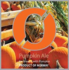 Imperial Pumpkin Ale by Nøgne ø Pumpkin Ale Shelton Brothers