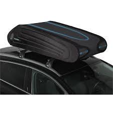 coffre de toit pliant norauto bermude 5400 flex noir 540 l