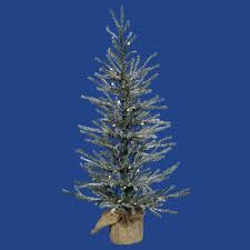 Vickerman Christmas Trees flocked and frosted trees u2013 bulbamerica