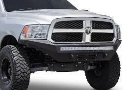 Dodge RAM 1500 Front & Rear Bumpers