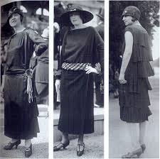 Little Black Dresses 1920s