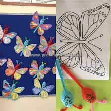 Spring Butterfly Craft Ideas For Kids