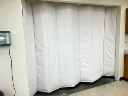 Noise Blocking Curtains South Africa by Industrial Curtains Divider Walls Enclosures U0026 Partitions