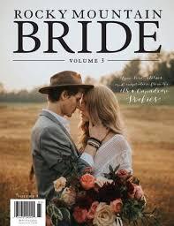 Rocky Mountain Bride Regional Volume 3 By