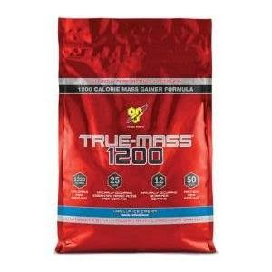 BSN True-Mass Weight Gainer - Chocolate Flavour, 4800g