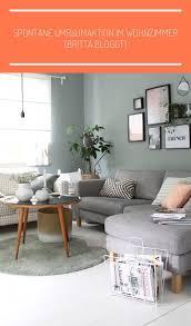 spontane umräumaktion im wohnzimmer renovierung haus ideen