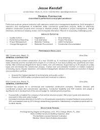 Resume Examples For General Labor Objective