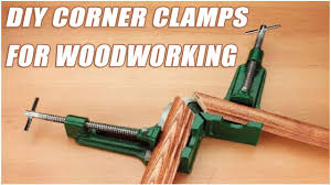 DIY Corner Clamps For Woodworking