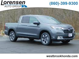 100 Pickup Trucks For Sale In Ct New 2019 Honda Ridgeline RTLE Crew Cab In Watertown 190096