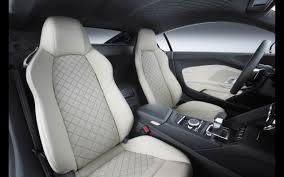 2016 Audi R8 Interior 2 Wallpaper