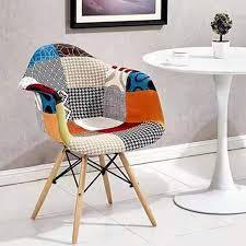 esszimmerstühle mifi 2x stuhl esszimmerstuhl patchwork