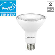 ecosmart 75w equivalent bright white par30 dimmable led flood