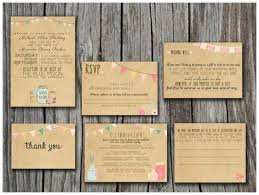 How To Print Diy Wedding Invitations