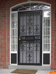 Security Screen Doors Lowes peytonmeyer
