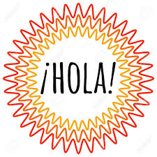 100 Hola Design Lettering Translation From Spanish Is Hello Hi Good Vibes