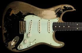 John Mayer Fender Guitar