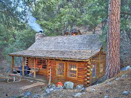 Eat Bacon & Ice Cream in a Log Cabin VRBO