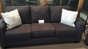 Levon Charcoal Sofa And Loveseat alenya charcoal 16601 sofa u0026 loveseat youtube