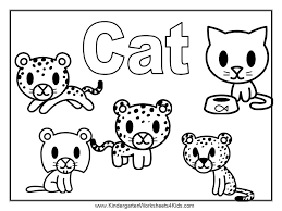 Cat Hat Coloring Pages The Jobspapa