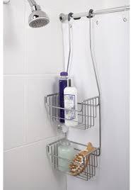 Best Teak Bath Caddy by Dark Brown Ladder Teak Shower Caddy With Five Racks On The Floor