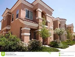 100 Modern Homes Arizona New In The Desert Stock Photo Image