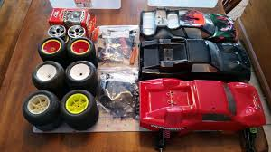 1:10 Losi XXT Stadium Truck Roller With Extras, Team Losi, RC Truck ...