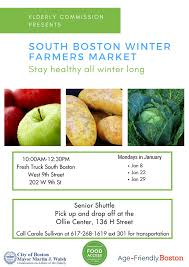 City Of Boston Office Of Food Access On Twitter: