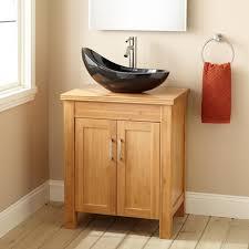 18 Inch Bathroom Vanity Canada by Narrow Depth Vanities Signature Hardware Regarding Sink Vanity