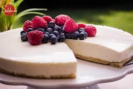 philadelphia torte no bake low carb salala de
