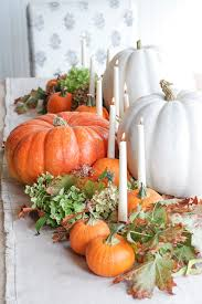 Pumpkin Carving Throwing Up Templates by 42 Fall And Thanksgiving Centerpieces Diy Ideas For Fall Table