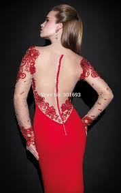 long red prom dress picture more detailed picture about onp119