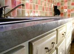 rénover plan de travail cuisine carrelé renovation plan de travail cuisine finest plan de travail cuisine